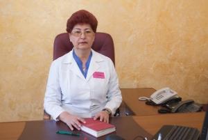 Маметова Галина Абугалиевна