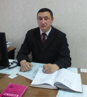Мейрамбек Сайранұлы Ахметов