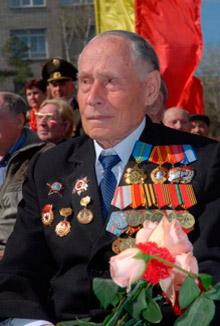 Степан Федорович Башкиров