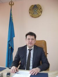 Сактаганов Кабдрахман Еркенович